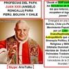 Arequipa - Perú En La Profecía Del Papa Juan XXIII [1]