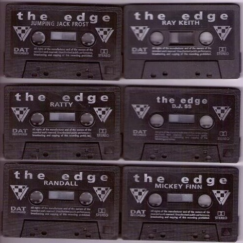 Randall - The Edge - 6 Pack #7 (1994) - side B