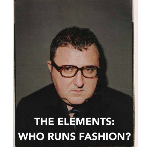 Elements of Who Runs Fashion