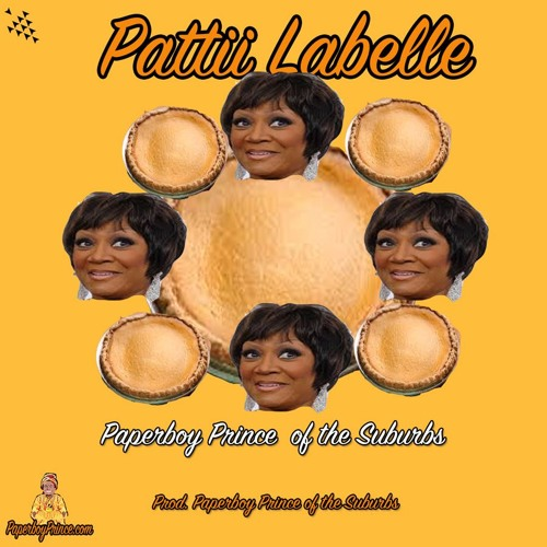 Pattii Labelle - Paperboy Prince of the Suburbs
