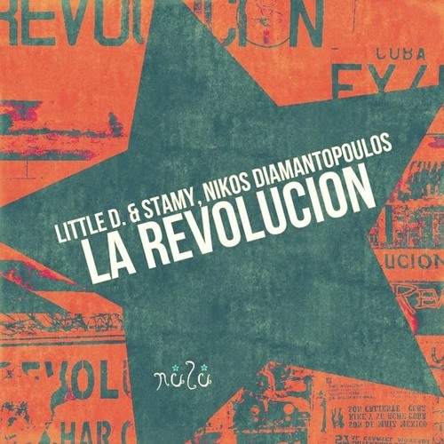Little D & Stamy, Nikos Diamantopoulos-LaRevolution (Original Mix)