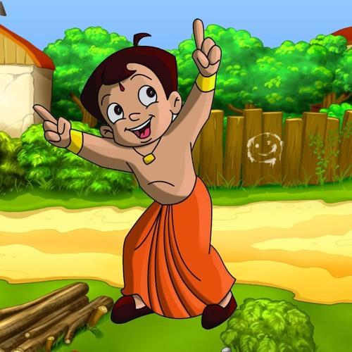 Play chota bheem and krishna games online