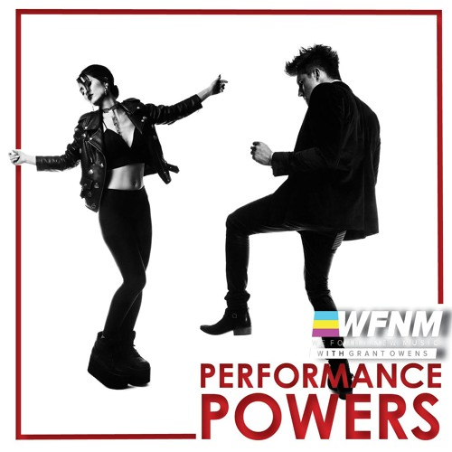"""POWERS """"LOVED BY YOU"""" (LIVE) - WE FOUND NEW MUSIC with Grant Owens at The Salda Room"""