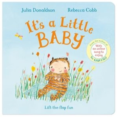Image result for it's a little baby julia donaldson