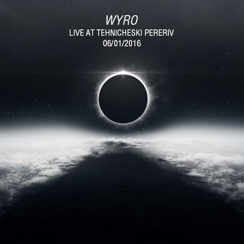 Wyro live at Tehnicheski Pereriv Radioshow 6-01-2016