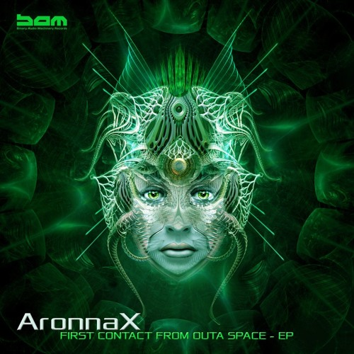 Aronnax - First Contact From Outa Space EP !!! OUT NOW !!!