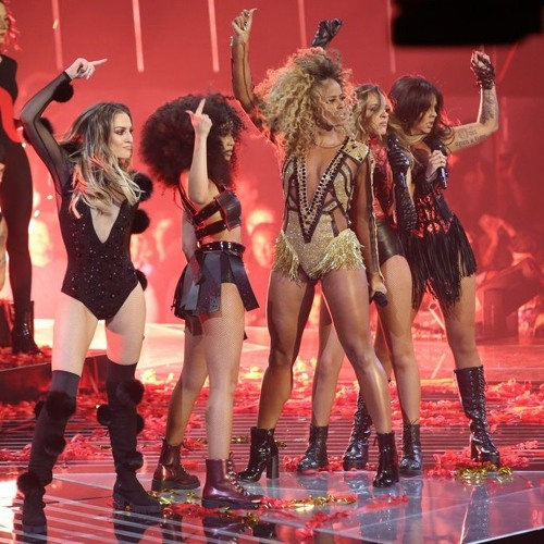 Little Mix & Fleur East - Black Magic/Sax (Live At X Factor