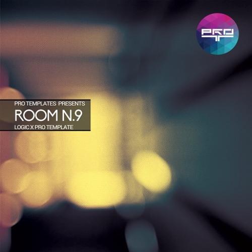 Room N.9 Logic X Pro Template