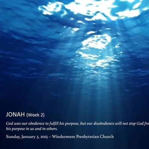 "Jonah Sermon Series - Week 2 - ""A Providential Storm"""