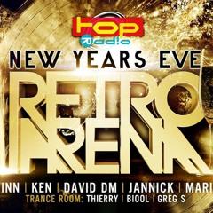 Dj David Dm @ Bocca Retro Arena (New Year 2015:2016)
