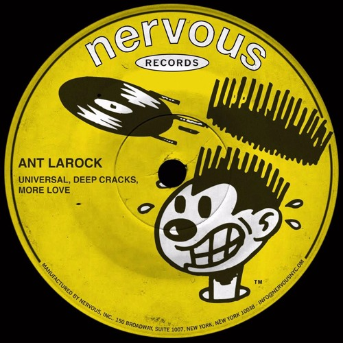 Ant LaRock - Universal
