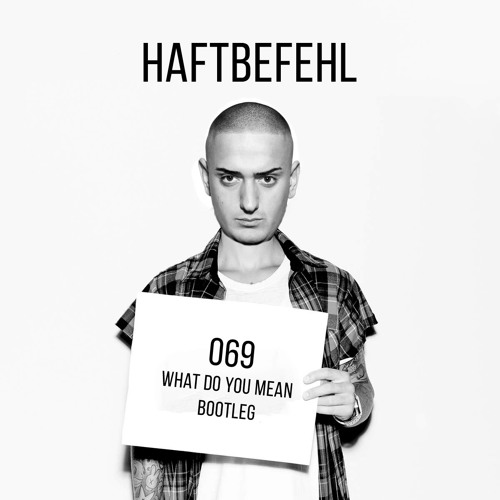 069 (What do you mean Bootleg) - Haftbefehl x Justin Bieber