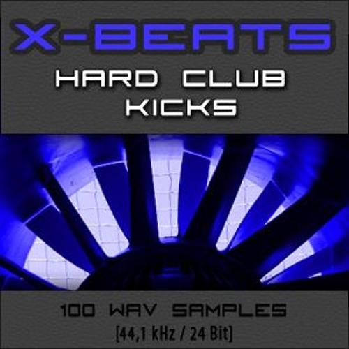 X-BEATS - Hard Club Kicks SAMPLEPACK