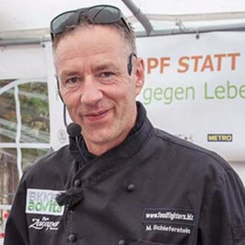 Food Fighter Michael Schieferstein kämpft gegen Lebensmittelverschwendung