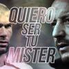 SoRa - Quiero ser tu Mister (Benitez feat Zidane y Mou)