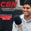 Entrevista no bate-papo da CBN Salvador