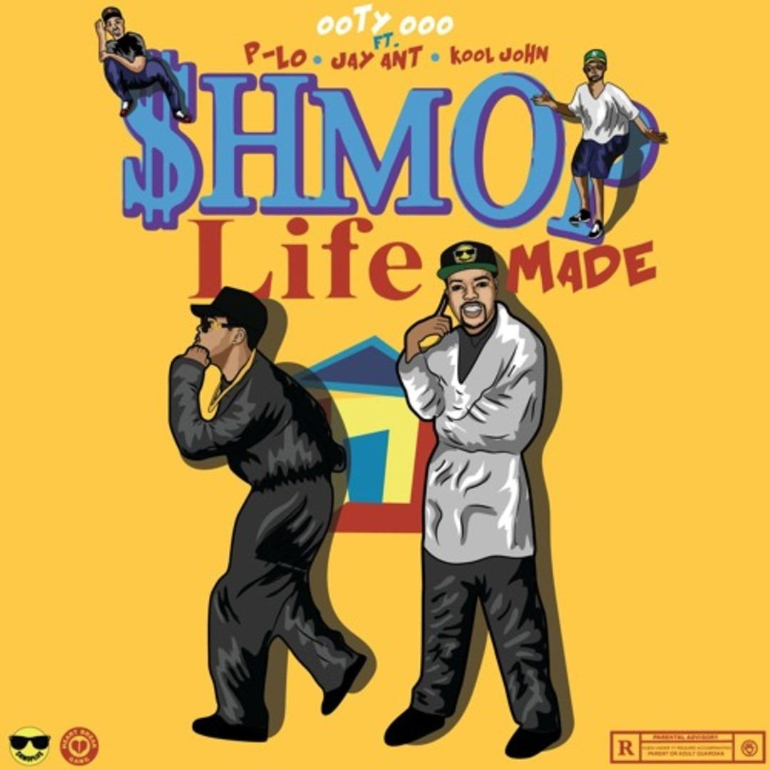 Ooty Ooo ft. P-Lo, Jay Ant & Kool John - Shmop Life Made (Remix) [Thizzler.com]