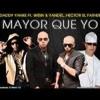 Mayor Que Yo (All Star Remix) Ñengo Flow Ft Daddy Yankee, Don Omar, Baby Ranks Y Mas