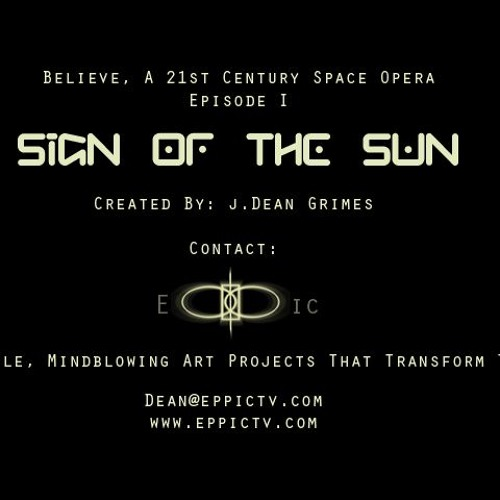 Sign of the Sun - 2015 Screenplay - Audioplay 2016