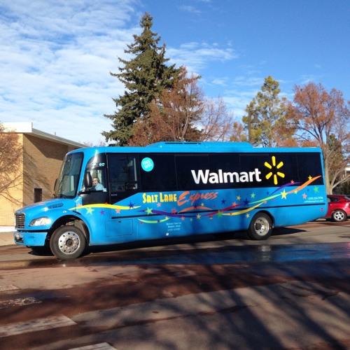 walmart shuttle rexburg Walmart Shuttle Wowing Students, Halting a Local Business by BYU ...