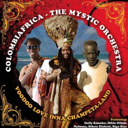 DJ MACKBOOGALOO- Voodoo Love in the Mystic Air [MOOMBA-COLOMBIA] 105BPM 320kbps Mastered