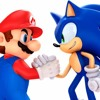 Mario and Sonic at The London 2012 Olypmic Games (3DS) - Tennis