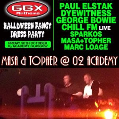 MASA & TOPHER @02 ACADEMY GBX ANTHEMS