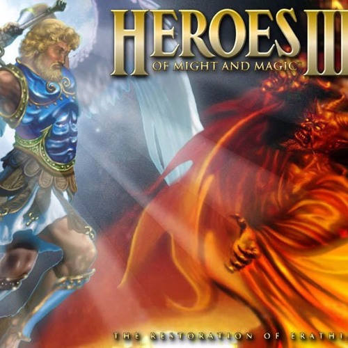 Variations on the main menu theme of Heroes of Might and Magic III HN.12