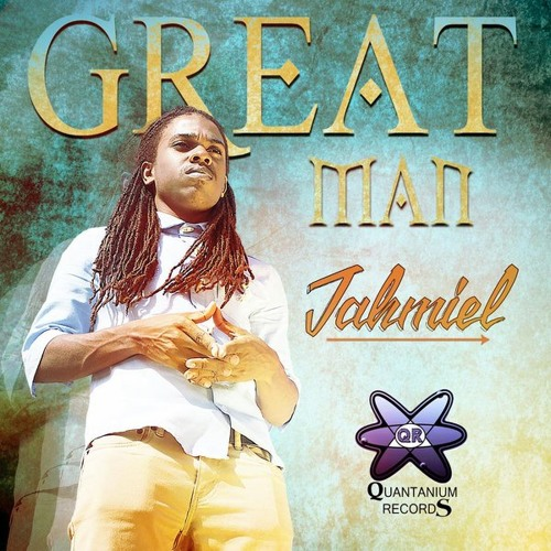 JAHMIEL - GREAT MAN