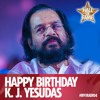 Hall Of Fame! K.J Yesudas