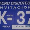 Tributo A Discoteca K37 VOL 2 ,Luceni (Zaragoza) , Mezclado IñakiRevilla . . .