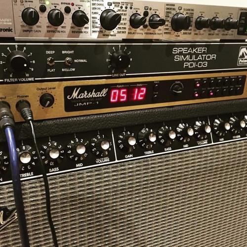 Marshall JMP-1 Speaker Emulation vs Palmer PDI-03 Speaker Simulator
