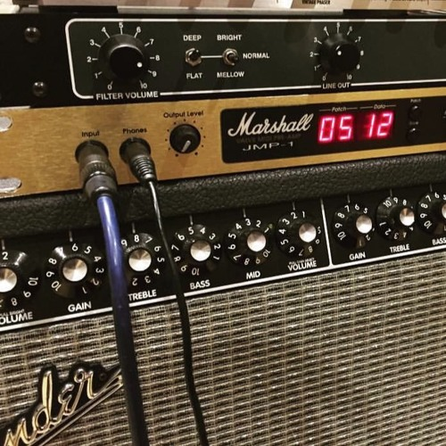 Marshall JMP-1 Speaker Emulator vs Palmer PDI-03 - OVERDRIVE