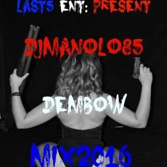 DembowMIX2016 DJ manolo85