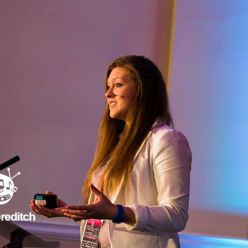 GeekGirl Meets Gemma Milne, Creative Lab Technologist at Ogilvy & Mather