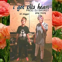 Slug Christ/ I Got This Heart ft. Yung Bruh aka lil tracy prod DJ Smokey
