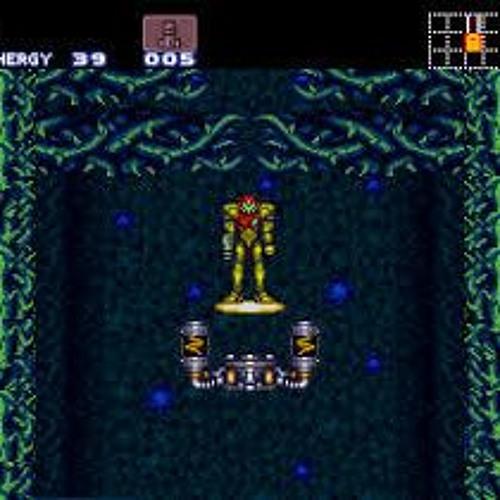 Super Metroid - Brinstar - Jungle Floor (Remake)