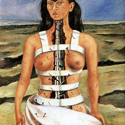 Frida Kahlo Surrealist Soundscape by IngridDabringer