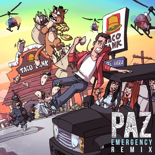 Emergency (PAZ Remix)