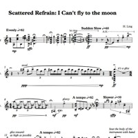SF: I Can't Fly To The Moon