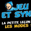 "JV & Synapseries n°3 : Leçon musicale "" les modes 1 """