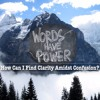 How Can I Find Clarity Amidst Confusion? | Words Have Power - 01/12/2016