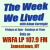 The Week We Lived - Episode 1: January 8 2016