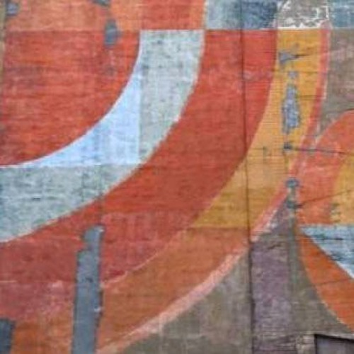 Urban Wall At The Heart Of Public Art In Indy