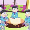 Osomatsu - San Opening 2 - Zenryoku Batankyu (8bit)