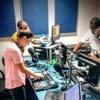 DJane Kit-Kat live at Radio Gold, Accra (Ghana)_29 12 15