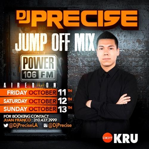 Power 106 Jump Off Mix (Oct 2013)