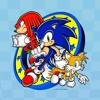 Sonic Mega Collection - Extras & Options Menu
