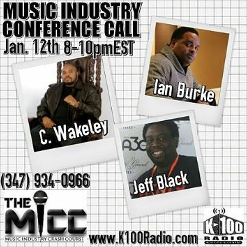 #TheMICC Music Industry Conference Call PT.2