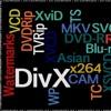 Significado das siglas de qualidade e arquivo de filmes e videos online
